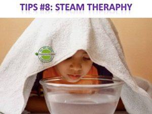 tips keluarkan kahak bayi dan kanak-kanak 8
