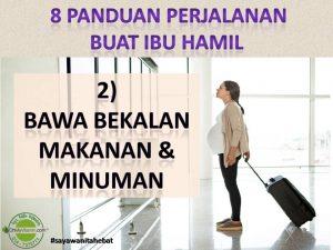 8 PANDUAN PERJALANAN BUAT IBU HAMIL 2