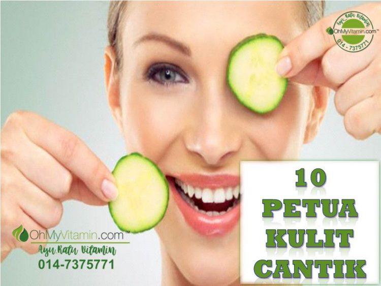 10 PETUA KULIT CANTIK