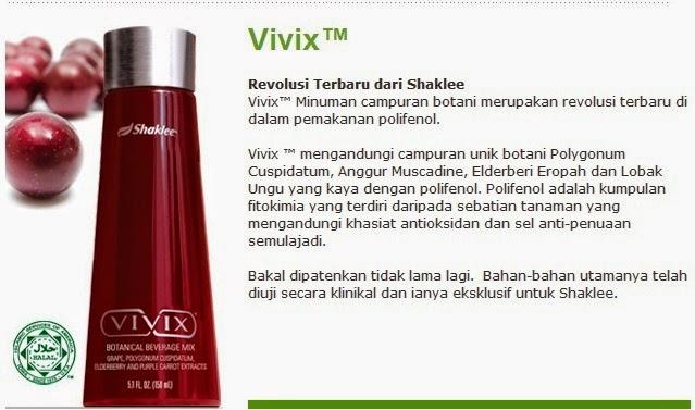 Vivix revolusi terbaru