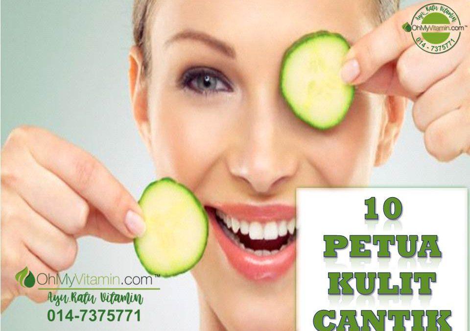 10 PETUA KULIT CANTIK BERSERI