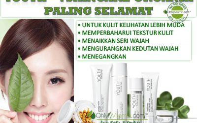 SET PERMULAAN YOUTH SKINCARE SHAKLEE