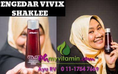 PENGEDAR VIVIX SHAKLEE SELURUH MALAYSIA