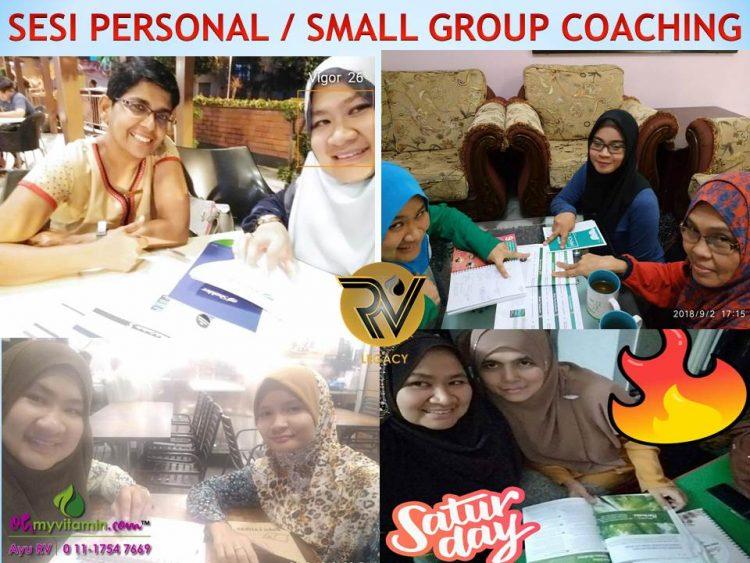 INI PULA SESI MENTORING BISNES SECARA OFFLINE SMALL GROUP ATAU PERSONAL