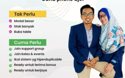PELUANG JANA INCOME UNTUK STUDENT MODAL RENDAH