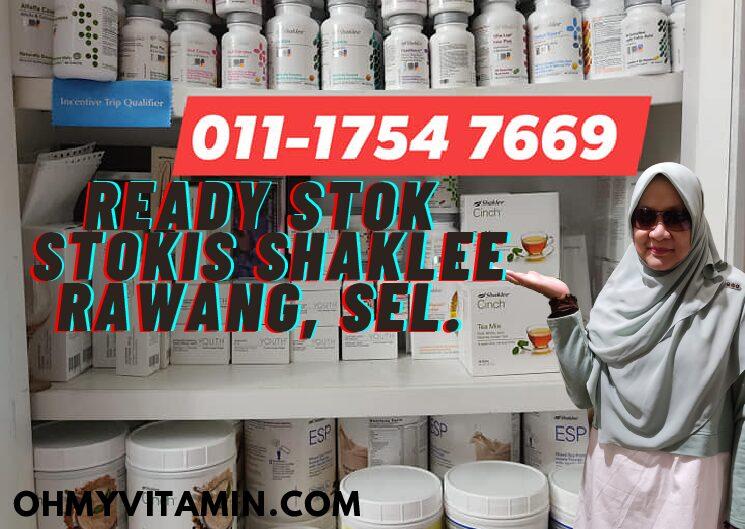 READY STOK STOKIS SHAKLEE RAWANG